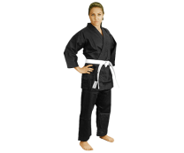 Karate-Gi Arawaza Light schwarz
